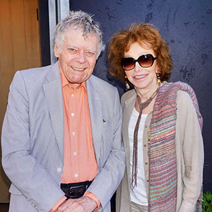Gordon and Ann Getty